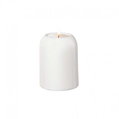 Tealight Holder - Olahh 10,5Cm White Matt - Asa Selection ASA SELECTION ASA81134091