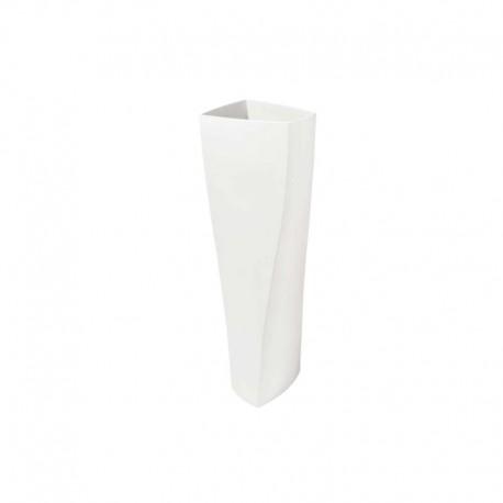Florero 50Cm - Twist Blanco Mate - Asa Selection ASA SELECTION ASA92808091