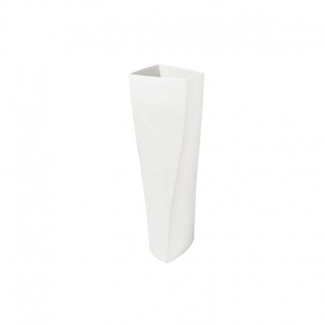Vase 50Cm - Twist White Mate - Asa Selection ASA SELECTION ASA92808091