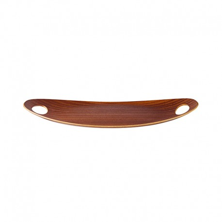 Oval Wooden Tray 45Cm - Chava Brown - Asa Selection ASA SELECTION ASA93300970
