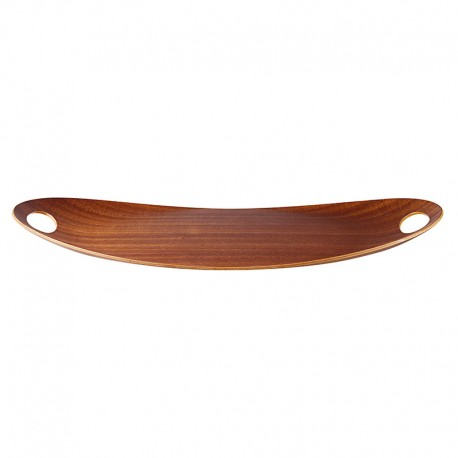 Oval Wooden Tray 55Cm - Chava Brown - Asa Selection ASA SELECTION ASA93301970