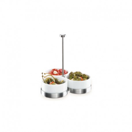 Stainless Steel Cabaret 3 Pieces - Apero White - Asa Selection ASA SELECTION ASA99206950