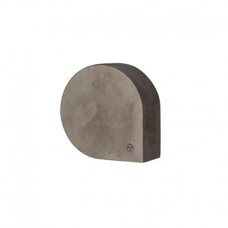 Escultura/Soporte Para Libros 14,5Cm - Moles Gris Oscuro - Aytm AYTM AYT500530010081