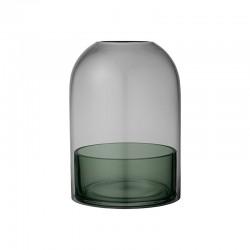 Lanterna Ø16Cm - Tota Preto E Verde - Aytm