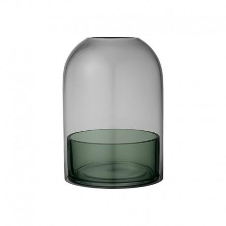 Lanterna Ø16Cm - Tota Preto E Verde - Aytm | AYTM