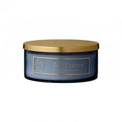 Tarro Con Vela Perfumada 500Ml - Tota Azul Marino - Aytm