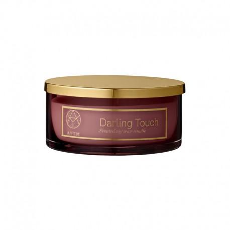Caixa com Vela Perfumada 500Ml - Tota Rosa - Aytm | AYTM