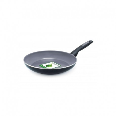 Frying Pan Ø20Cm - Sofia Magneto Black And Grey - Green Pan GREEN PAN CW000795-004