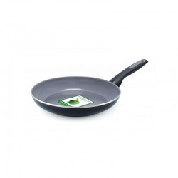 Frying Pan Ø24Cm - Sofia Magneto Black And Grey - Green Pan GREEN PAN CW000796-005
