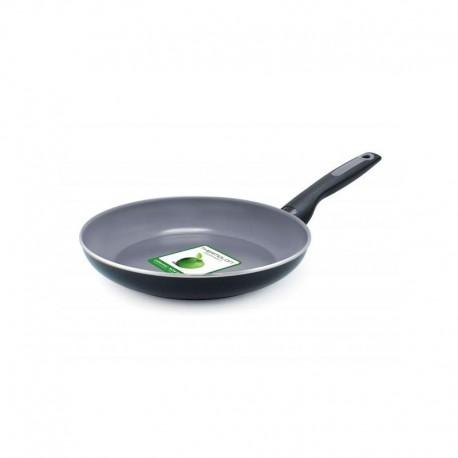 Frying Pan Ø24Cm - Sofia Magneto Black And Grey - Green Pan GREEN PAN CW000796-005