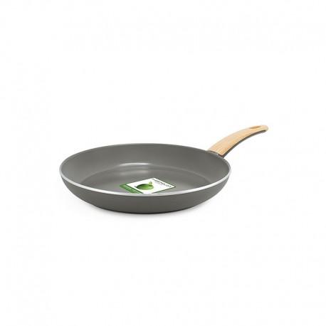 Frying Pan Ø20Cm - Wood-Be Grey - Green Pan GREEN PAN CW001450-003