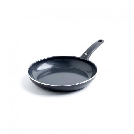 Frying Pan Ø20Cm - Cambridge Infinity Black - Green Pan GREEN PAN CW002211-002