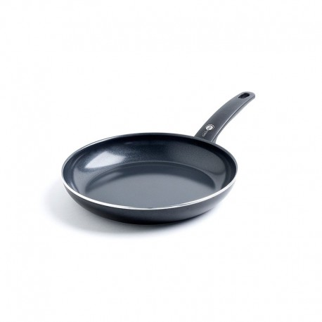 Frying Pan Ø24Cm - Cambridge Infinity Black - Green Pan GREEN PAN CW002212-002