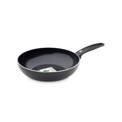 Wok Ø28Cm - Cambridge Infinity Black - Green Pan