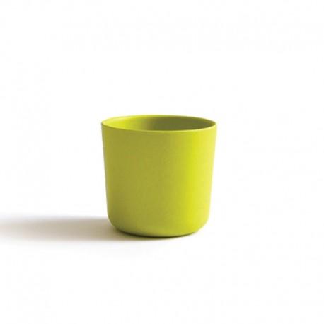 Cup Ø8Cm - Bambino Lime - Biobu BIOBU EKB32754