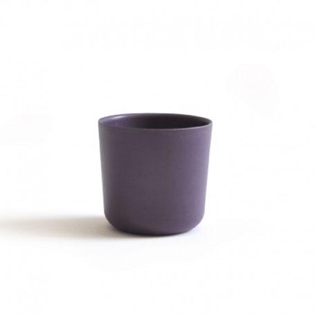 Cup Ø8Cm - Bambino Prune - Biobu BIOBU EKB32778
