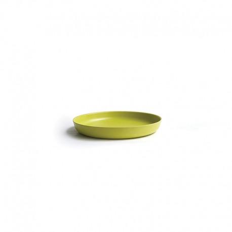 Small Plate Ø18Cm - Bambino Lime - Biobu | Small Plate Ø18Cm - Bambino Lime - Biobu