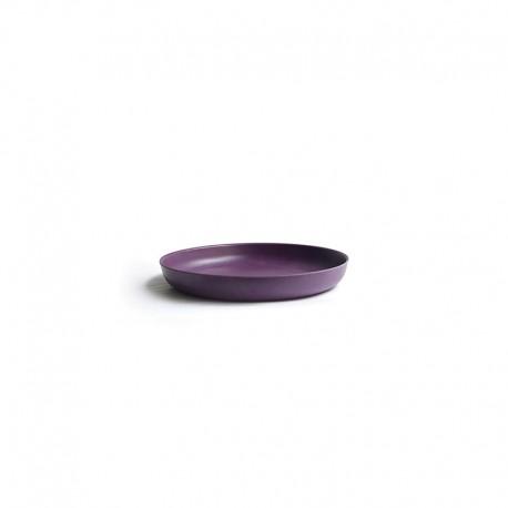 Small Plate Ø18Cm Prune - Bambino - Biobu BIOBU EKB32914