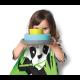Conjunto Infantil Panda - Bambino Cinza (prato), Turquesa (taça), Lima (copo) - Biobu BIOBU EKB33782