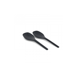 Duo Salad Server - Gusto Black - Biobu