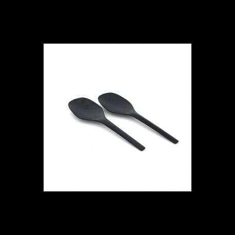 Duo Salad Server - Gusto Black - Biobu BIOBU EKB36325