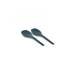 Duo Salad Server - Gusto Blue Abyss - Biobu BIOBU EKB36332