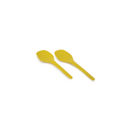 Cubiertos Para Servir Ensalada - Gusto Limón - Biobu