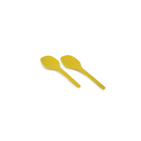 Duo Salad Server - Gusto Lemon - Biobu BIOBU EKB36356