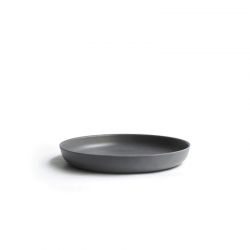 Serving Tray Ø30Cm - Bambino Smoke - Biobu