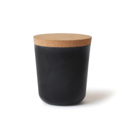 Xl Storage Jar - Gusto Black - Biobu BIOBU EKB36912