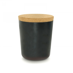 Xxl Storage Jar - Gusto Black - Biobu