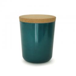 Frasco Xxl Con Tapa - Gusto Azul Verdoso - Ekobo