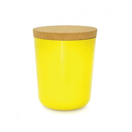 Frasco Xxl Com Tampa - Gusto Amarelo (limão) - Biobu BIOBU EKB37018