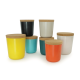 Xxl Storage Jar - Gusto Lemon - Biobu BIOBU EKB37018
