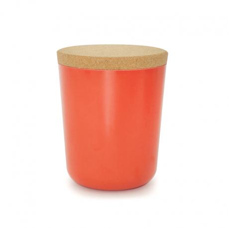 Xxl Storage Jar - Gusto Persimmon - Biobu BIOBU EKB37025