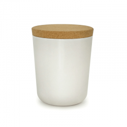 Xxl Storage Jar - Gusto White - Biobu