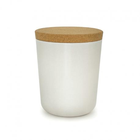 Xxl Storage Jar - Gusto White - Biobu BIOBU EKB37049