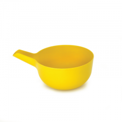 Small Multifunction Bowl Lemon - Pronto - Biobu