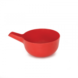 Small Multifunction Bowl - Pronto Tomato - Biobu