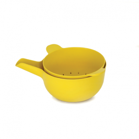 Cuenco Multiusos + Colador - Pronto Limón - Biobu BIOBU EKB68630