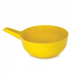 Large Handy Bowl - Pronto Lemon - Biobu