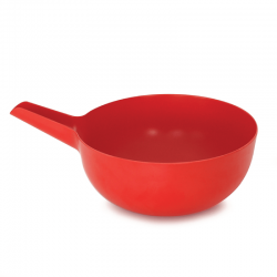 Large Handy Bowl Tomato - Pronto - Biobu