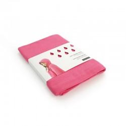 Toalha Criança Com Capuz - Bambino Rosa (flamingo) - Ekobo Home
