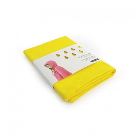 Toalha Criança Com Capuz - Bambino Amarelo (limão) - Ekobo Home EKOBO HOME EKB68876