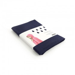 Kid´S Hooded Towel - Bambino Midnight Blue - Ekobo Home