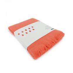 Beach Towel - Fresco Coral - Ekobo Home EKOBO HOME EKB69378