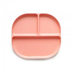 Divided Tray - Bambino Coral - Biobu BIOBU EKB69507