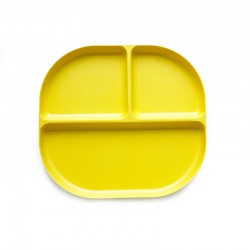 Divided Tray - Bambino Lemon - Biobu