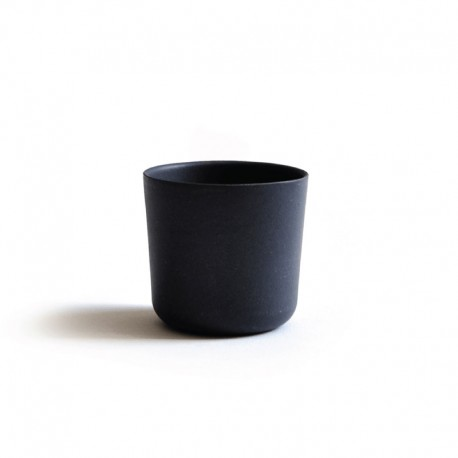 Small Cup Ø8Cm - Gusto Black - Ekobo   Small Cup Ø8Cm - Gusto Black - Ekobo