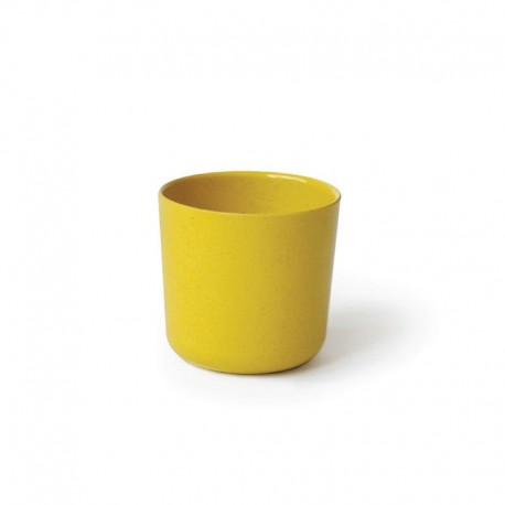 Copo Pequeno Ø8Cm - Gusto Amarelo (limão) - Biobu BIOBU EKB8798